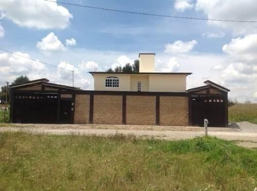 Casa Sola Nueva En Venta En Metepec Sn B Tlaltelulco