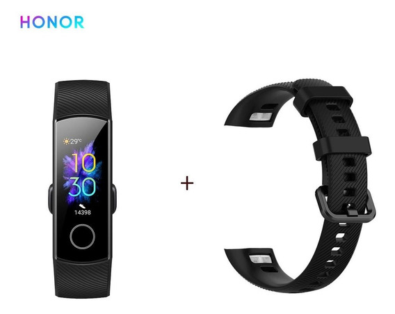 Huawei Honor Band 5 Con Pulsera Reemplazable
