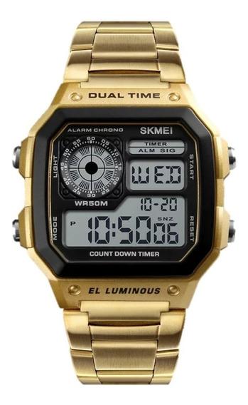 Relógio Masculino Skmei 1335 Prova D