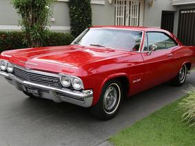 Chevrolet/gm Impala Ss 1965