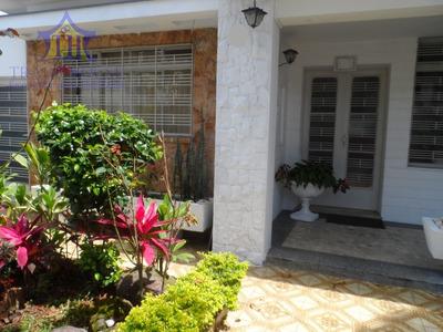 Casa Para Venda, 3 Dormitórios, Jardim Da Saúde - São Paulo - 24221
