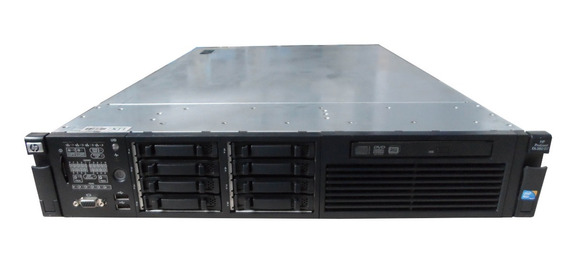 Servidor Hp Dl380 G7 2 Intel Xeon E5630 16gb 292gb Sas
