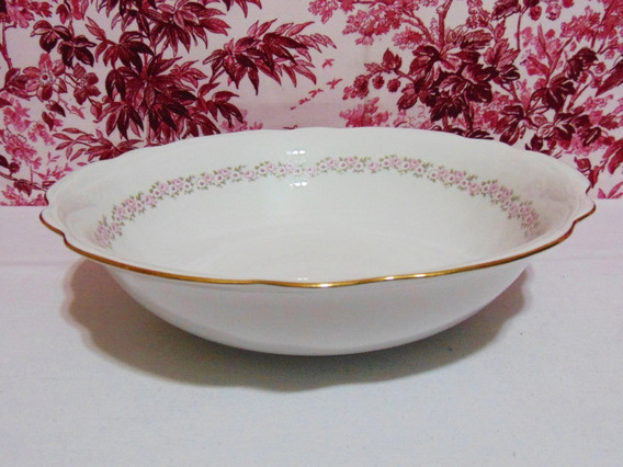 Ensaladera Porcelana Verbano 1 27x7 Cm