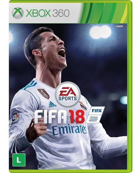 Fifa 18 Xbox 360 - Midia Digital