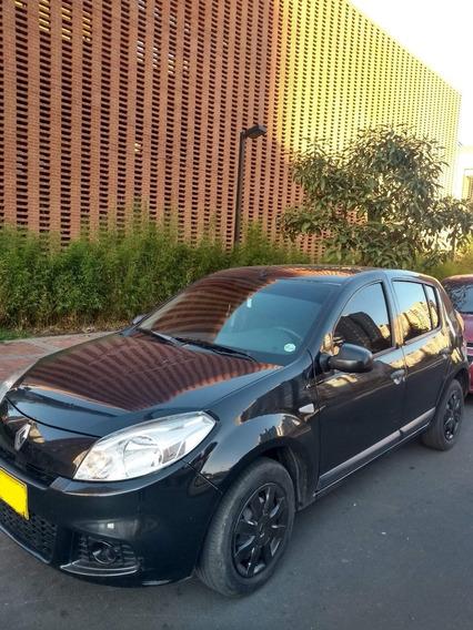 Renault Sandero Expression 2013 Negro