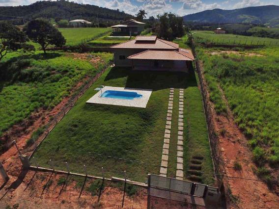 Casa Em Carmópolis De Minas - 5 Vagas - 581