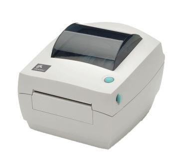 Impressora De Etiqueta Gc-420tt Usb Serial Paralela Zebra