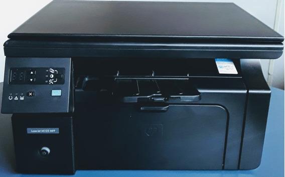 Multifuncional Hp Laserjet Pro M1132, Mais Toner Novo Comp