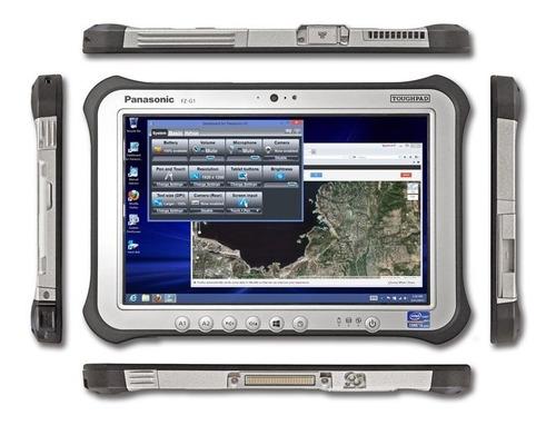 Tablet Panasonic Toughbook Fz-g1 I5 120 Gb Win7 / Notebook