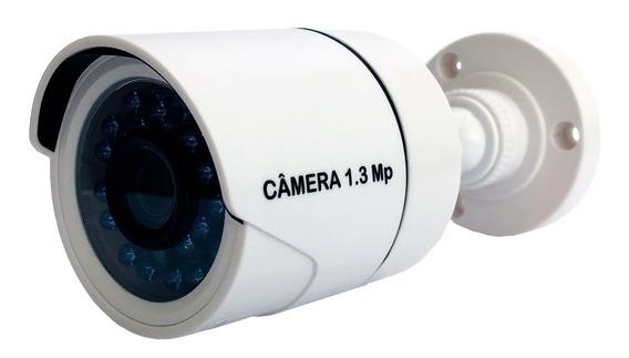 Camera De Segurança Hd Ahd 1280x960 Infravermelho 30m 1.3 Mp