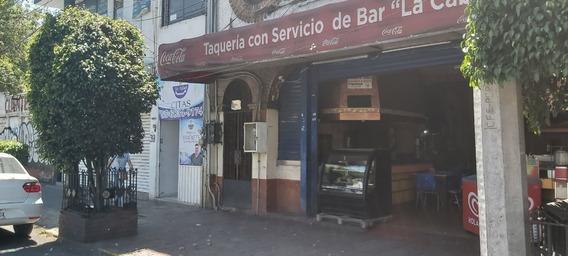 Local Comercial Planta Baja En Azcapotzalco