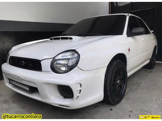 Subaru Impreza 4wd 2.0 Sincrónico