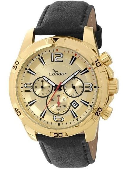 Relógio Condor Masculino Cronógrafo Covd33af/2x R339