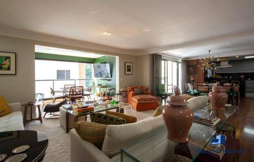 Imagem 1 de 17 de Apartamento Duplex À Venda, 200 M² Por R$ 2.900.000,00 - Vila Progredior - São Paulo/sp - Ad0064