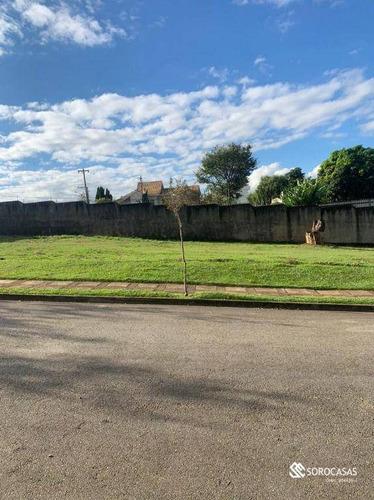 Imagem 1 de 1 de Terreno À Venda, 400 M² Por R$ 900.000,00 - Condomínio Millenium - Sorocaba/sp - Te1085