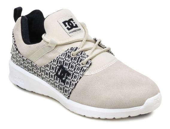 Zapatillas Dc Heathrow Le Skate Urbanas Hombre Ortholite