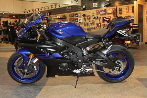 Imagen 1 de 4 de 2019 Yamaha Sportbike Motorcycle Yzf-r6