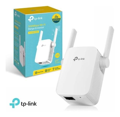 Imagen 1 de 5 de Wifi Repetidor De Señal Tp-link Tl-wa855 El Mejor Extensor
