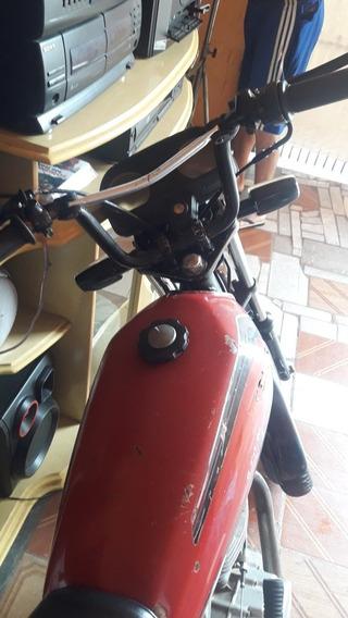 Honda Cg Bolinha 81