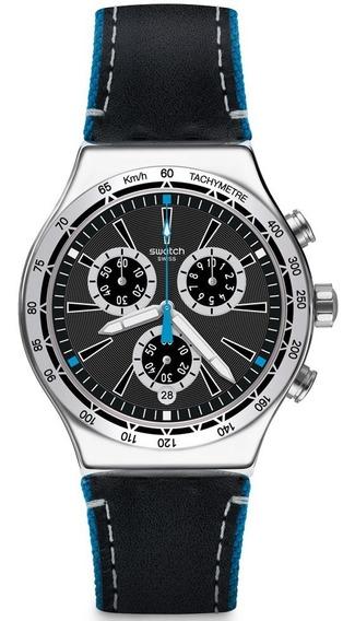 Relógio Swatch Blue Details - Yvs442