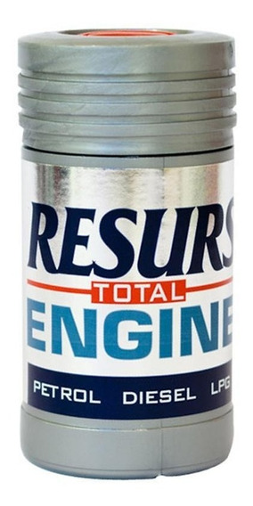 Ahorrador Gasolina Resurs Total 50g Patente Garantizado 1pz