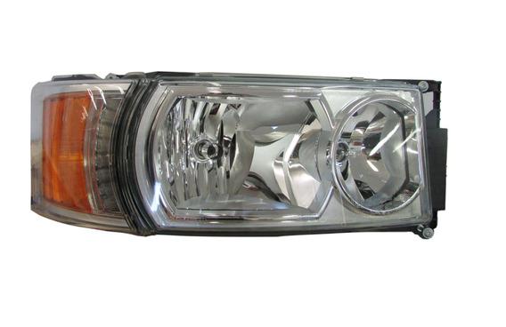 Farol Completo Lado Esquerdo Scania Pgr 2013 A 2018