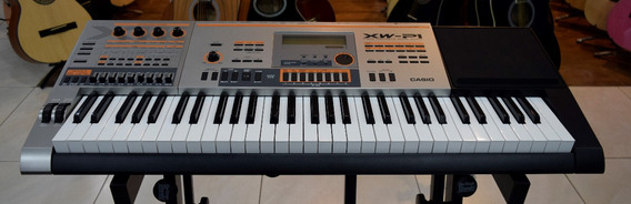 Casio Teclado Digital Sintetizador Xwp1