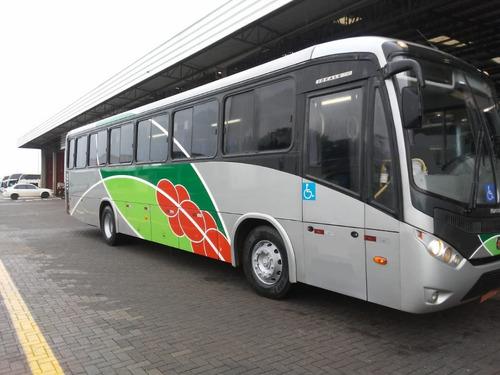 Ônibus Marcopolo Ideale 770 Ú Dono De Fretamentos Impecável