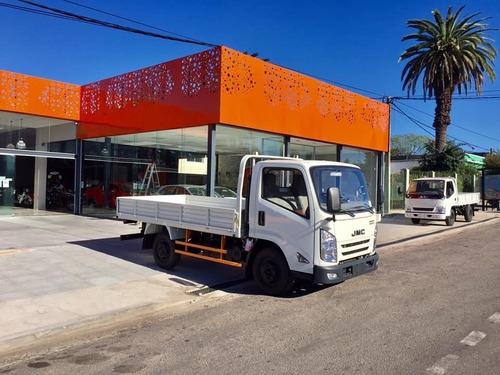 Camión Jmc N720 Diésel Rueda Sencilla