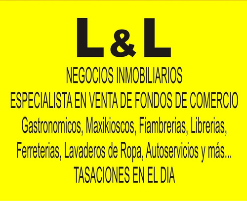 Maxikiosco Caballito Tasa Y Vende L & L Group
