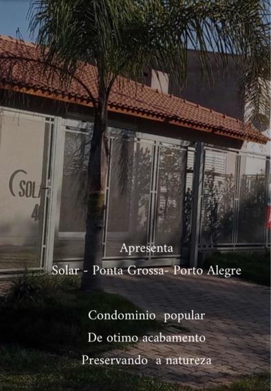 Casa 2 Dorm Com 1 Vaga Em Condomínio Porto Alegre