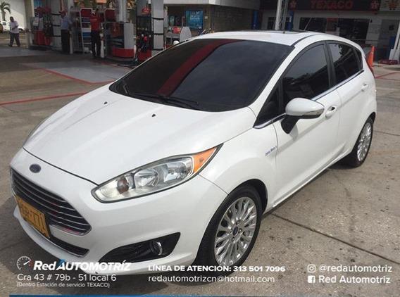 Ford Fiesta At
