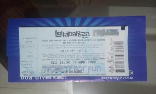 Lollapalooza 2020 - Guns N' Roses - Dia 1.
