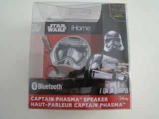 Parlante Bluetooth Ihome Star Wars By Disney