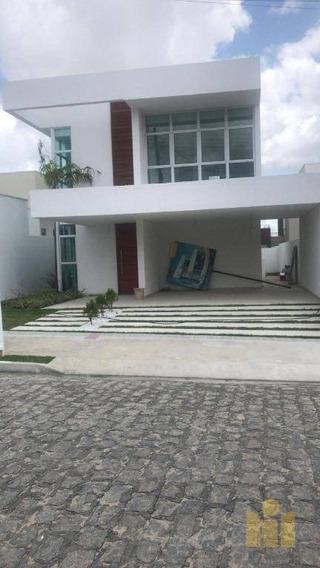 Casa Com 3 Dormitórios À Venda, 187 M² Por R$ 650.000 - Antares - Maceió/al - Ca0343