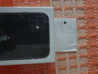 Celular iPhone 11 De 128 Gb -en Caja Cerrada Factura Apple