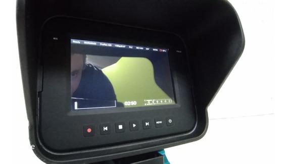 Câmera Blackmagic Cinema 2.5k - Imagem Espetacular!