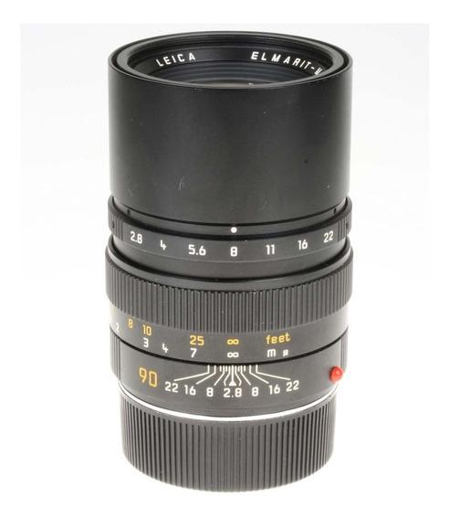 Objetiva Leica Elmarit-m 90mm F2.8