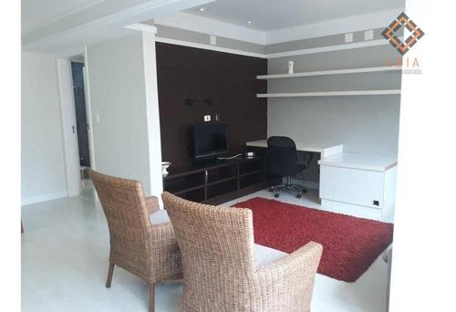 Apartamento Para Compra Com 1 Quarto, 1 Suite E 1 Vaga Localizado No Itaim Bibi - Ap52401