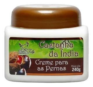 12 Creme Hidratante Para Pernas Castanha Da Índia San Jully