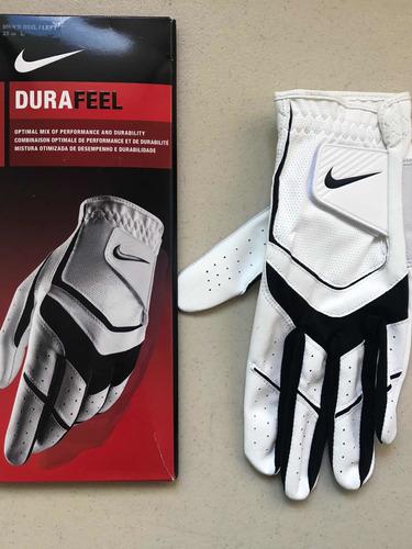 Guante De Golf Nike Dura Feel Large Y 12 Bolas De Golf