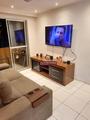 Moradas De Santana -ultimo Andar - Apartamento Reformado Aceita Permuta Menor Valor - Ap4835
