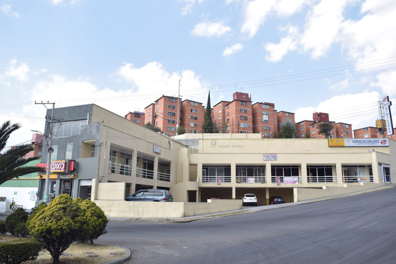 Plaza Comercial Atizapan. Locales De 30m2 En Renta.