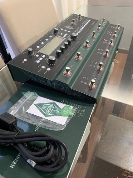 Kemper Profiler Stage - Pronta Entrega