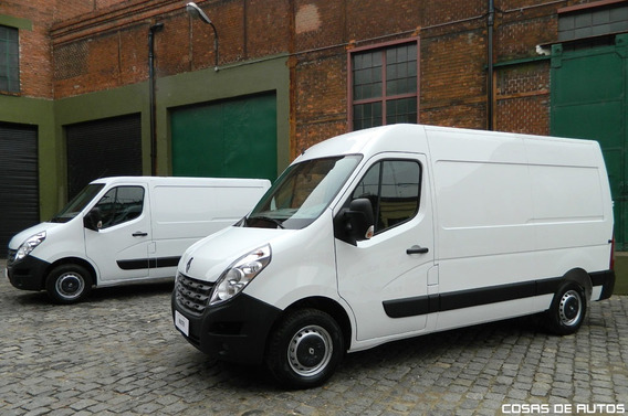 Renault Master 2.3 L1h1 (gl)