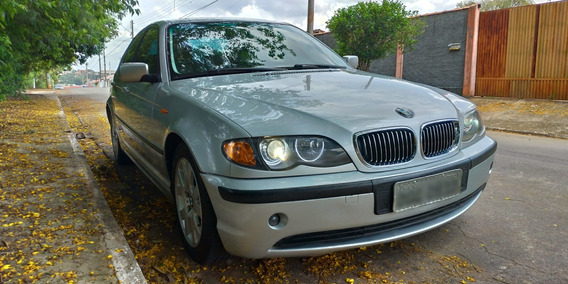 Bmw Serie 3 325i 2003 4p 2.5 Automatica R$ 25 Mil