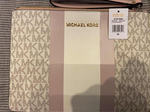 Michael Kors Sobre Clutch Original