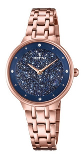 Reloj Festina Dama F20384/3 Swarovski