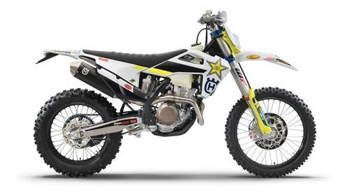 Fe 350 Rockstar 2021 Husqvarna Motorcycles