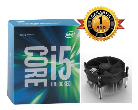 Processador Core I5 4460 3.20ghz Lga1150 Gar. 1 Ano C/cooler